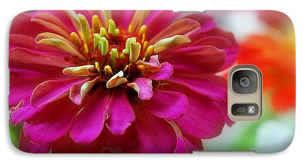 Galaxy Case featuring the photograph My Garden by Marija Djedovic