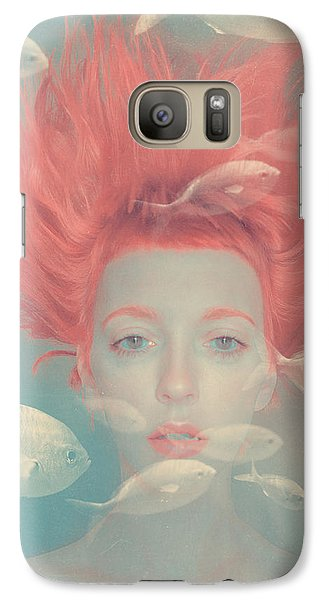 My Imaginary Fishes Galaxy S7 Case