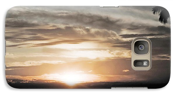 Galaxy Case featuring the photograph My Love Song by Janie Johnson