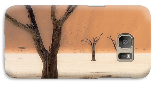 Galaxy Case featuring the photograph Mystic Africa by Juergen Klust