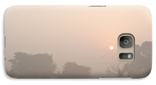 Galaxy Case featuring the photograph Mystic Landscape by Lana Enderle