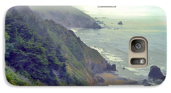 Galaxy Case featuring the photograph Mystic by Marilyn Diaz