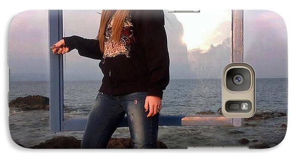 Galaxy Case featuring the photograph Mystic View  by Eric Kempson
