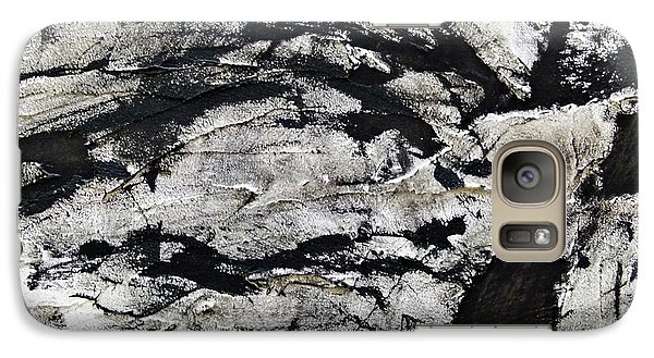 Galaxy Case featuring the painting Mystical - Abstract Art by Ismeta Gruenwald