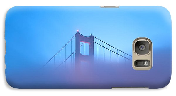 Galaxy Case featuring the photograph Mythical Gate by Jonathan Nguyen