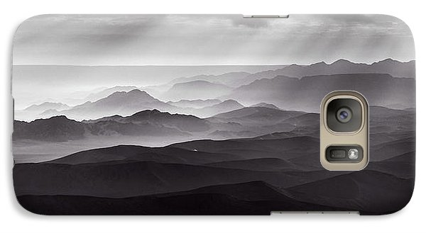 Airplanes Galaxy S7 Case - Namib Desert By Air by Richard Guijt