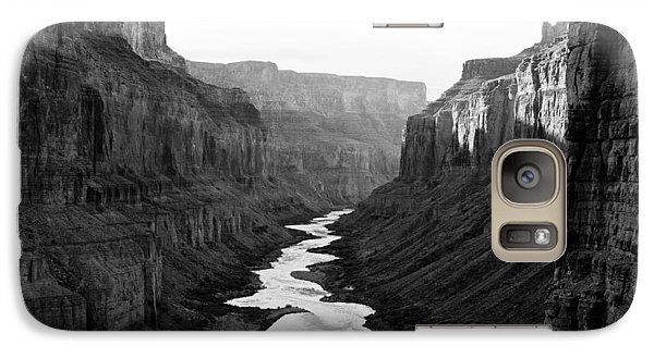 Galaxy Case featuring the photograph Nankoweap B-w by Atom Crawford