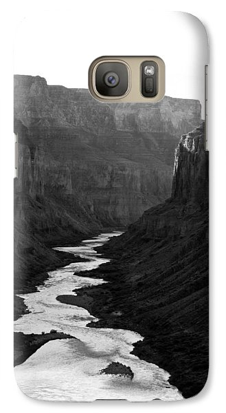 Galaxy Case featuring the photograph Nankoweap Grand Canyon by Atom Crawford