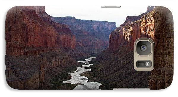 Galaxy Case featuring the photograph Nankoweap Grand Canyon Color by Atom Crawford