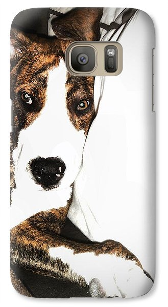 Galaxy Case featuring the photograph Nap Time by Robert McCubbin