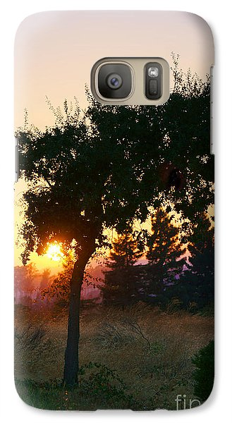 Galaxy Case featuring the photograph Napa Moment by Ellen Cotton