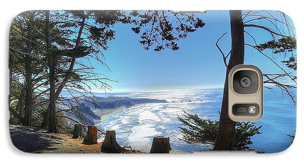 Galaxy Case featuring the photograph Narnia by Kevin Ashley