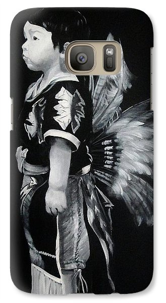 Native Boy Galaxy S7 Case