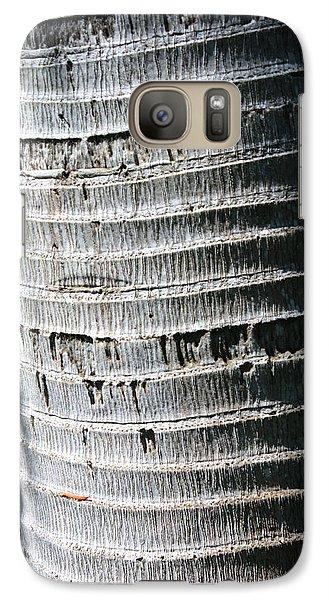 Galaxy Case featuring the photograph Natural Art by Karen Nicholson