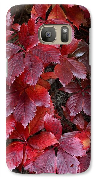 Galaxy Case featuring the photograph Natural Beauty by Randy Bodkins