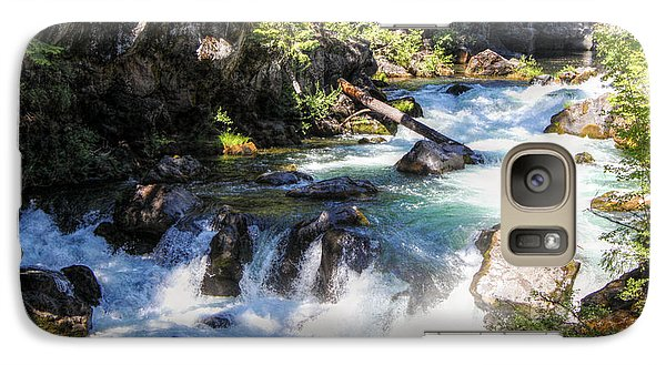 Galaxy Case featuring the photograph Natural Bridges by Melanie Lankford Photography