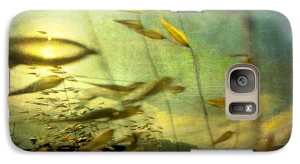 Galaxy Case featuring the photograph Nature #12. Strong Wind by Alfredo Gonzalez