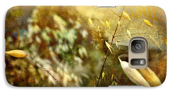 Galaxy Case featuring the photograph Nature #13. Calling You by Alfredo Gonzalez
