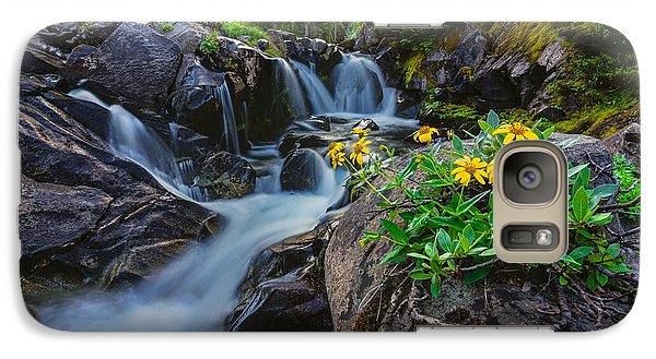 Nature Boutique Galaxy S7 Case