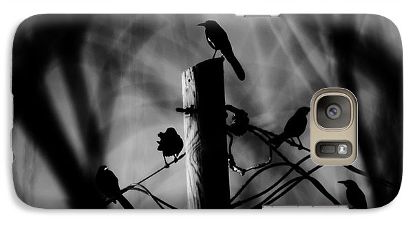 Galaxy Case featuring the photograph Nature In The Slums by Jessica Shelton
