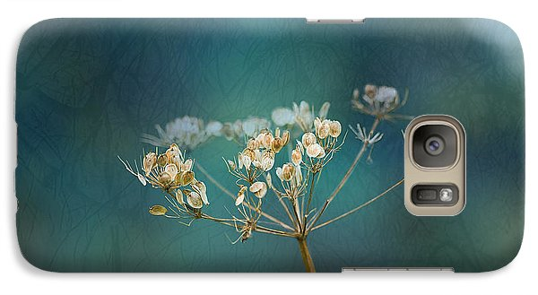 Galaxy Case featuring the photograph Nature Is Art by Liz  Alderdice