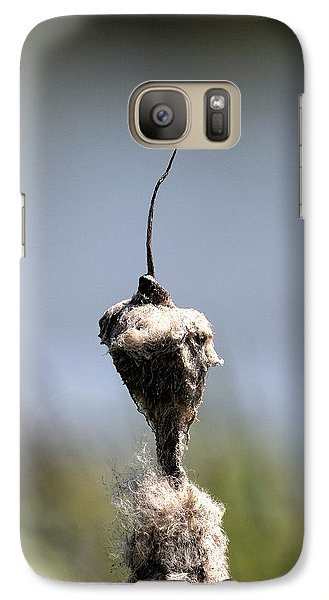 Galaxy Case featuring the photograph Nature Man? by Leif Sohlman