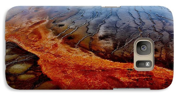 Galaxy Case featuring the photograph Natureprint by Benjamin Yeager