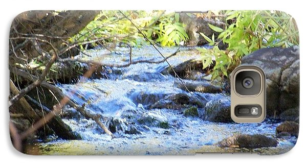 Galaxy Case featuring the photograph Nature's Beauty by Sheri Keith