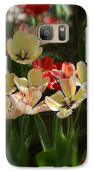 Galaxy Case featuring the photograph Natures Joy by Randy Pollard
