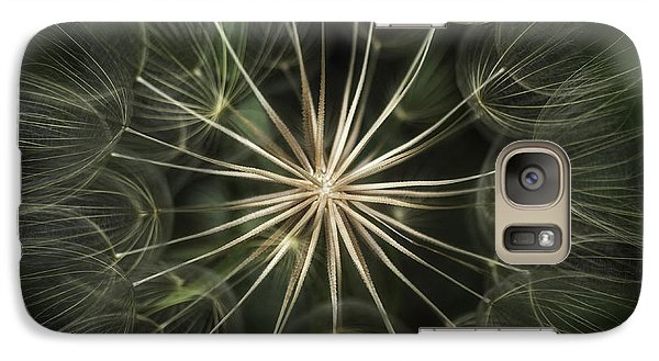 Galaxy Case featuring the photograph Nature's Kaleidoscope  by Kristal Kraft