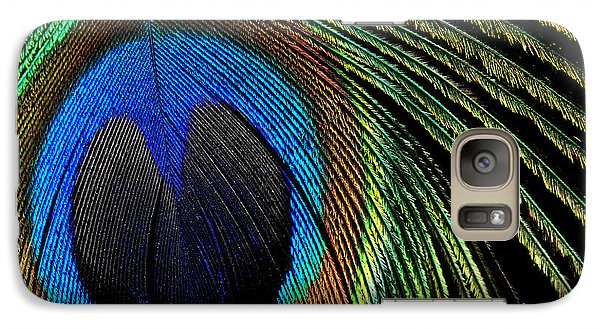 Galaxy Case featuring the photograph Nature's Loom by Lorenzo Cassina