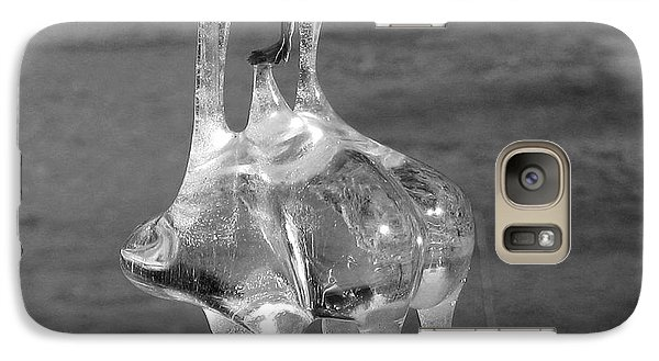 Galaxy Case featuring the photograph Nature's Ornament by Nina Silver