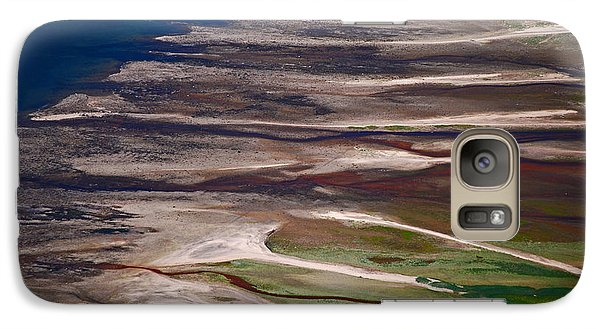 Galaxy Case featuring the photograph Nature's Palette by Cynthia Lagoudakis