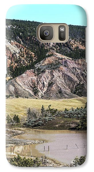 Galaxy Case featuring the photograph Nature's Palette by Sandi Mikuse