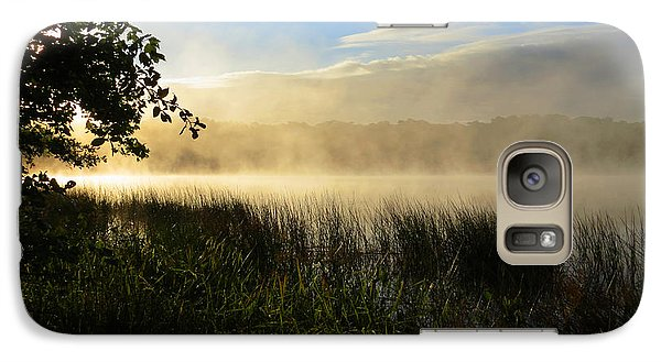 Galaxy Case featuring the photograph Nature's Way by Dianne Cowen