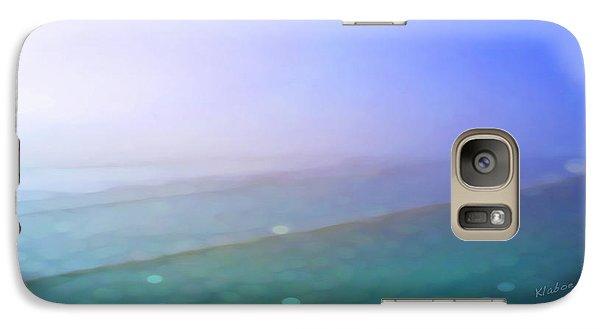 Galaxy Case featuring the digital art Nauset Beach Nine by David Klaboe