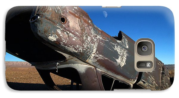 Galaxy Case featuring the photograph Navajo Reservation 10 by Jeff Brunton