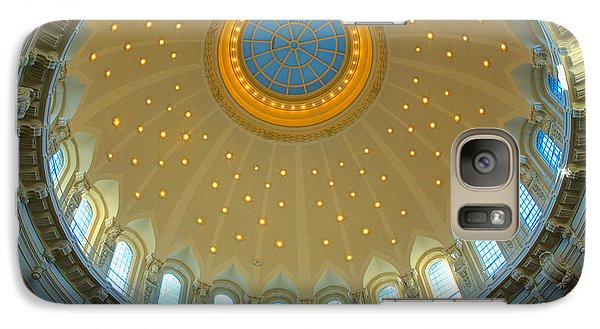 Naval Academy Chapel Side Dome Galaxy S7 Case
