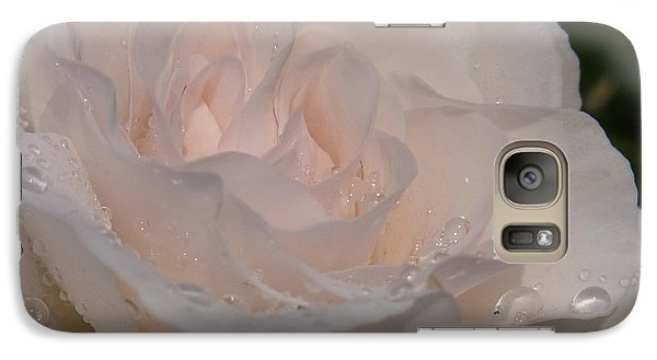 Galaxy Case featuring the photograph Nectar Of Innocence by Agnieszka Ledwon