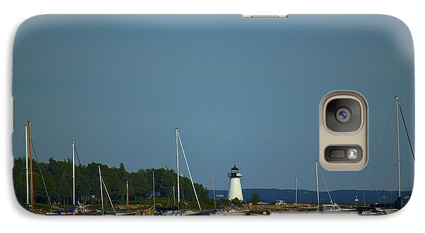 Galaxy Case featuring the photograph Ned's Point In Mattapoisett by Amazing Jules