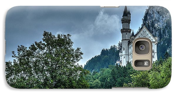 Galaxy Case featuring the photograph Neuschwanstein Castle by Joe  Ng