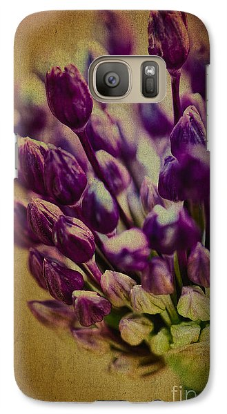 Galaxy Case featuring the photograph Never Alone by Catherine Fenner