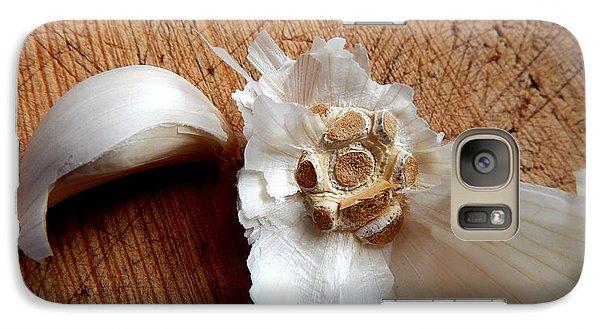 Galaxy Case featuring the digital art Never Enough Garlic by Aliceann Carlton