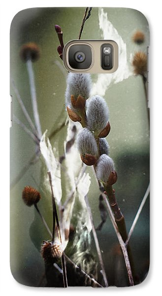 Galaxy Case featuring the photograph New Beginnings And Fairytales by Rebecca Sherman