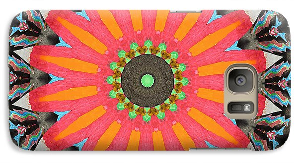 Galaxy Case featuring the photograph Salmon Fest by I'ina Van Lawick