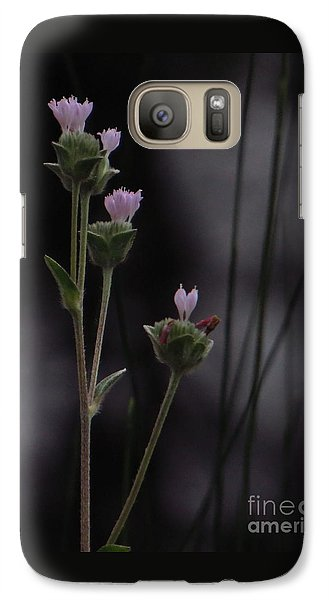Galaxy Case featuring the photograph New Beginnings by Joy Hardee