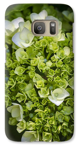Galaxy Case featuring the photograph New Buds by Craig Perry-Ollila