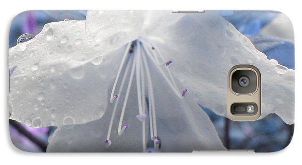 Galaxy Case featuring the photograph New Dew by Janice Westerberg