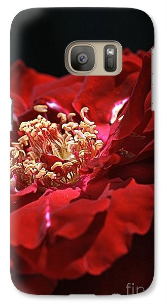 Galaxy Case featuring the photograph New Dream by Joy Watson