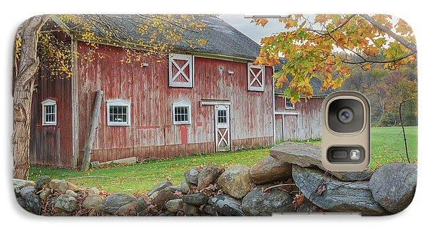 New England Barn Galaxy S7 Case